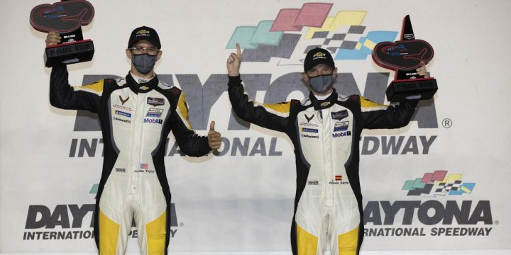 Corvette Racing 100th Corvette Win and First Victory in the C8.R