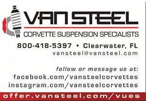 Van Steel Corvette