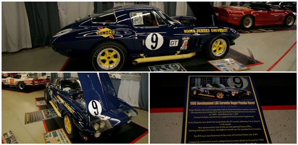 1966 Developement L88 Corvette Penske Racer