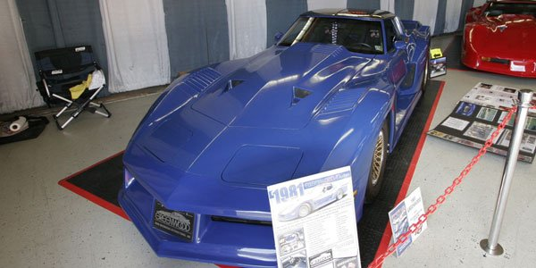 1981 Greenwood Daytona Turbo Corvette