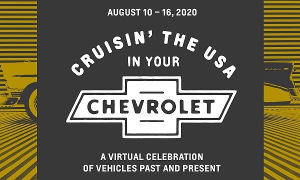 CRUISIN' in Your Chevrolet Virtually