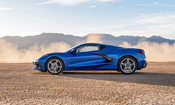 2020 Chevrolet Corvette Mid-Engine Recalls