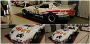 Spirit of Sebring Greenwood Corvette