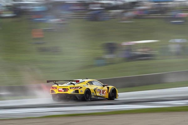 Corvette's third straight win, the #3 car's second victory in three races, and C8.R's second straight 1-2 finish at Road America 2020.