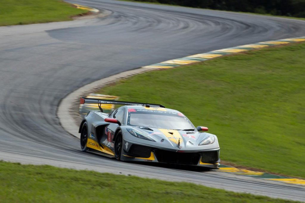 Third win for No. 3 Corvette C8.R, team's fourth straight since return to racing in 2020.