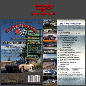 Vette Vues Magazine September 2020