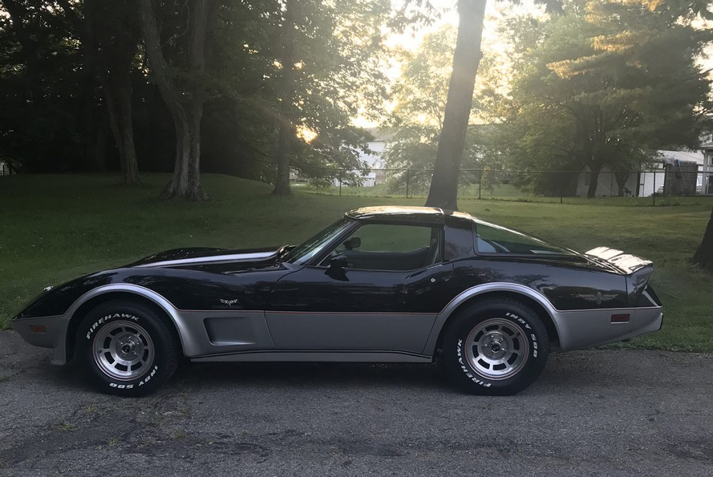 1978 Chevrolet Corvette Indy Pace Car For Sale: Very nice, original condition, L48 engine, automatic, 46K miles, have original paperwork. New items: Indy 500 tires, carpet, brake system, w.pump. $18,500 OBO. Gary(513) 932-5164
