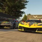 The Chevrolet Corvette C8.R, Corvette Racing's first-ever mid-engine GT Le Mans challenger in the IMSA WeatherTech SportsCar Championship, is now available on iRacing.