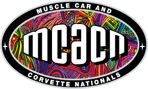 Muscle Car and Corvette Nationals Logo
