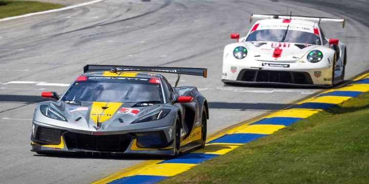 Corvette Racing Recap at the IMSA TireRack Grand Prix at Atlanta 2020