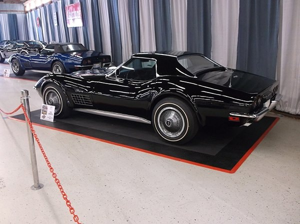 1972 Corvette 350/200 HP L48 owned by Christian and Cynthia Meyer
