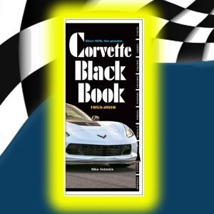 New Corvette Black Book 1953-2018 on sale.