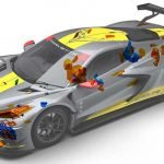3D- Printed Parts Support Over 80,000 Miles of Chevrolet Racing