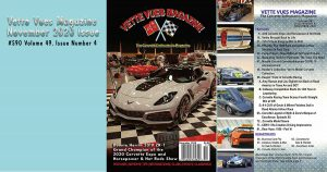 Vette Vues Magazine November 2020 Issue