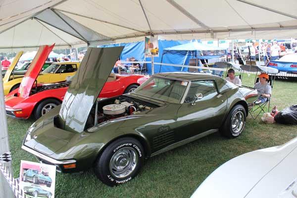 Larry Barto's 1970 Corvette Sport Coupe