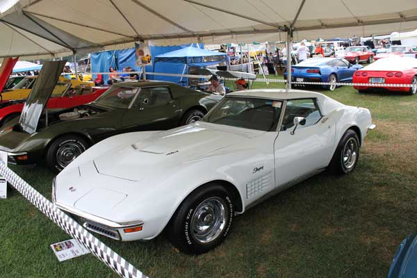 Martin Specht 1970 Corvette Coupe