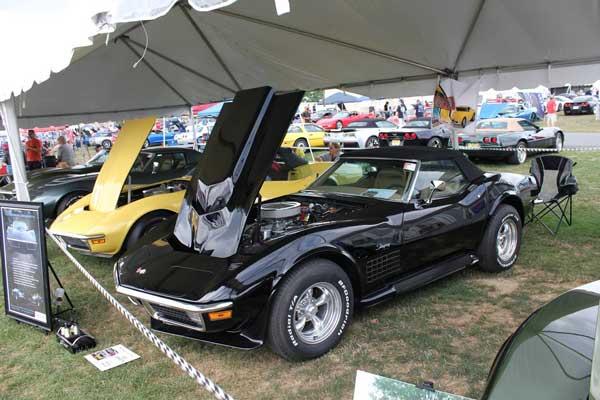 Nicholas Paniccia's 1970 Corvette