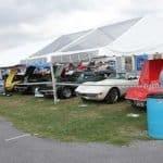 1970 Corvettes 50th Anniversary Display at Corvettes at Carlisle 2020