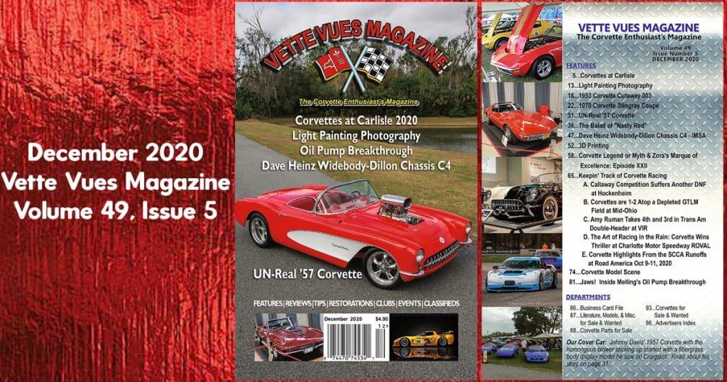 Vette Vues Magazine December 2020