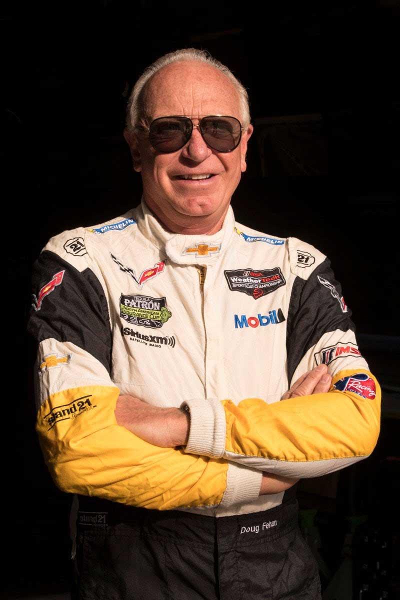 Corvette Racing Program Manager Doug Fehan Stepping Down