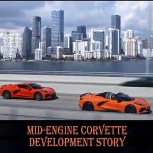 [Video] REVOLUTION: the Mid-Engine Corvette Development Story (December 2020) – Part 1: Design