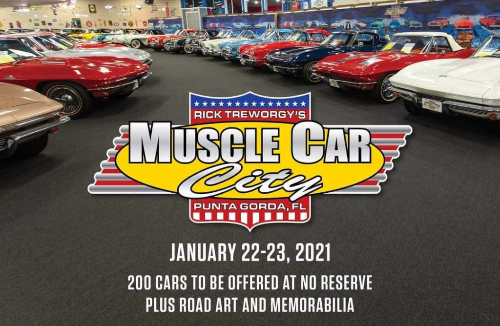 After 14 years in Punta Gorda, Muscle Car City owner Rick Treworgy has decided to close the doors of his museum of around 200 GM muscle cars.