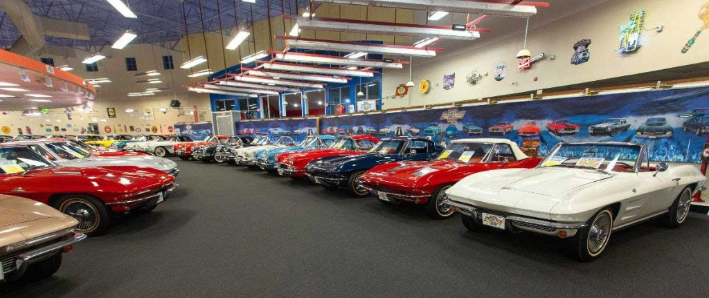 After fourteen years in Punta Gorda, Muscle Car City owner Rick Treworgy has decided to close the doors of his museum. There are 48 Corvettes going to be auctioned at no reserve!