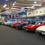 Corvettes From Rick Treworgy's Muscle Car City in Punta Gorda, Florida Goes to Auction