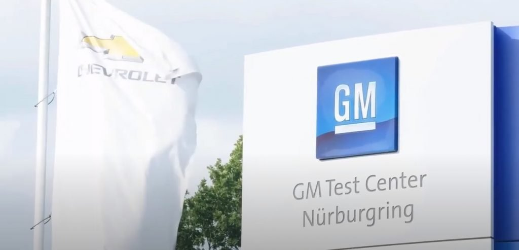 GM Test Center Nürburgring
