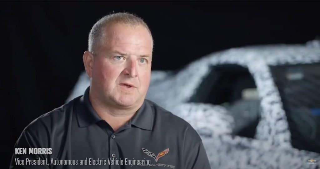 Ken Morris - Vice President Autonomous and Electric Vehicle Engineering