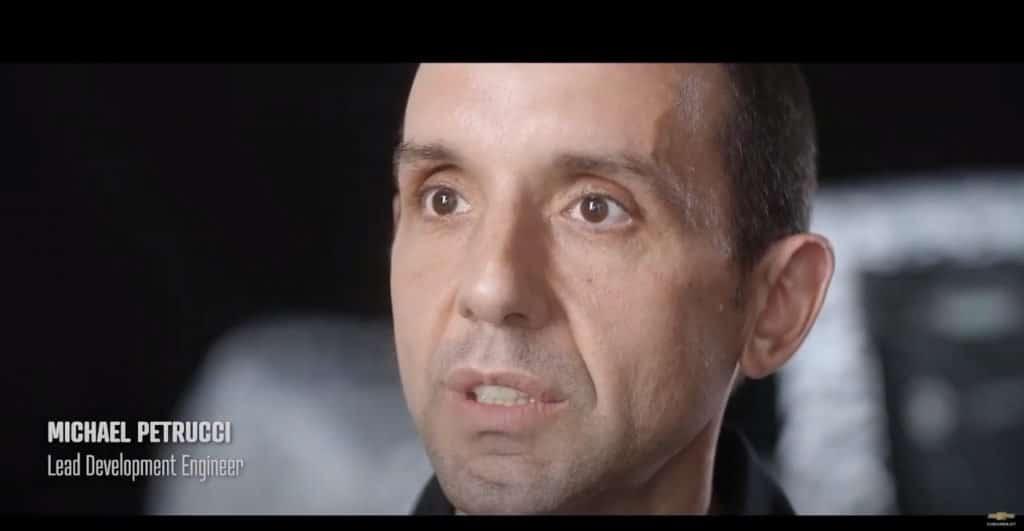 Michael Petrucci - Corvette Lead Development Engineer