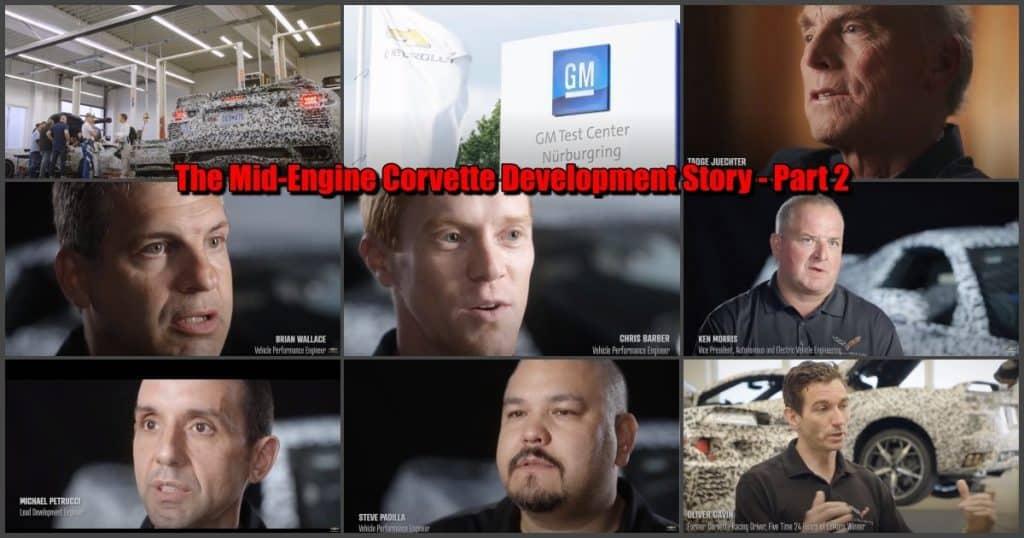The Mid-Engine Corvette Development Story - Part 2