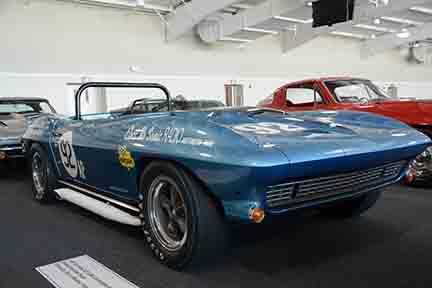 1967 Factory L88 #92 Corvette Dana Racer