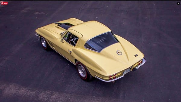 One of 20 L88 Corvettes produced in 1967