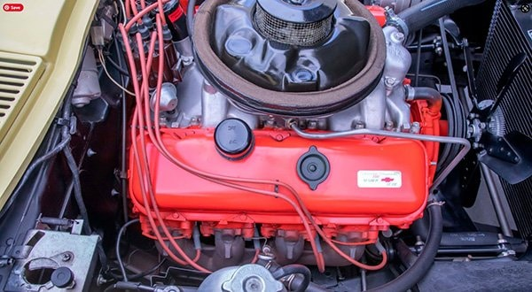 1967 Corvette L88 Matching Numbers 427/430 HP Engine