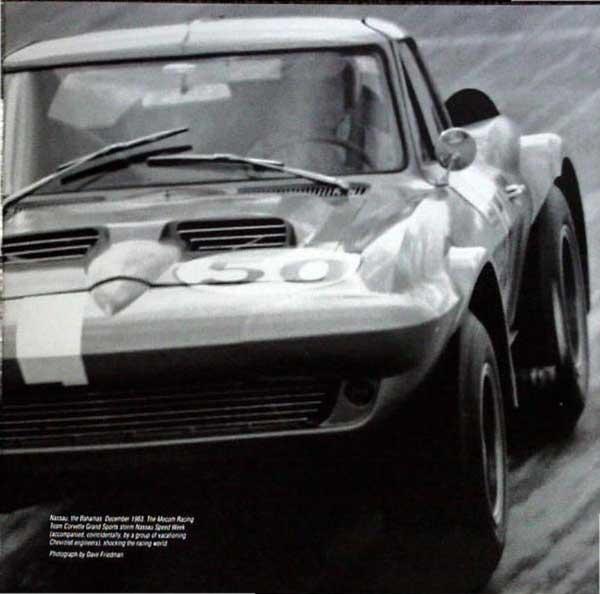 1996 Corvette Brochure Page 1