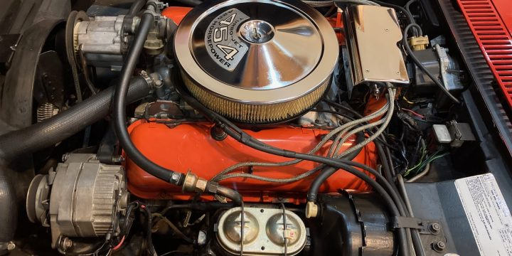 The 1971 Corvette LS6 – An Historical Perspective