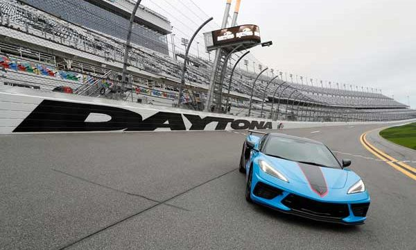 Chevrolet Paced Daytona with 1370 Total Horsepower