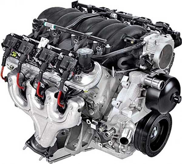 The initial 2001 LS6 engine produced 385 horsepower (287 kW) and 385 lb./ft (522 Nm) of torque. The engine was modified for the 2002 model year to 405 horsepower (302 kW) and 400 lb./ft. (542 Nm) of torque.