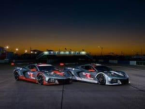 Corvette Racing Special Mobil 1 Livery for 12 Hours Sebring 2021