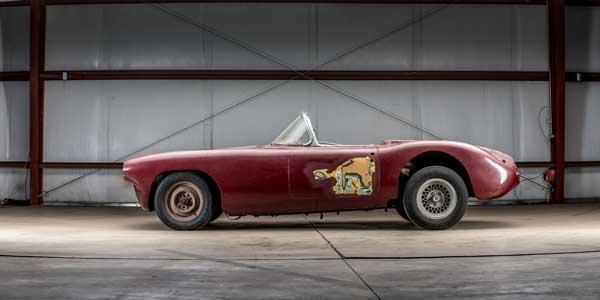 1960 Chevrolet Corvette Briggs Cunningham LeMans Race Car Theodore W. Pieper ©2021 Courtesy of RM Sotheby's