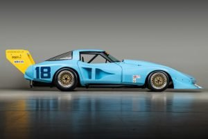 1977 Chevrolet Corvette Supervette -Photo courtesy of Canepa Motorsport.