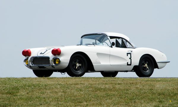 1960 Briggs Cunningham #3 Corvette