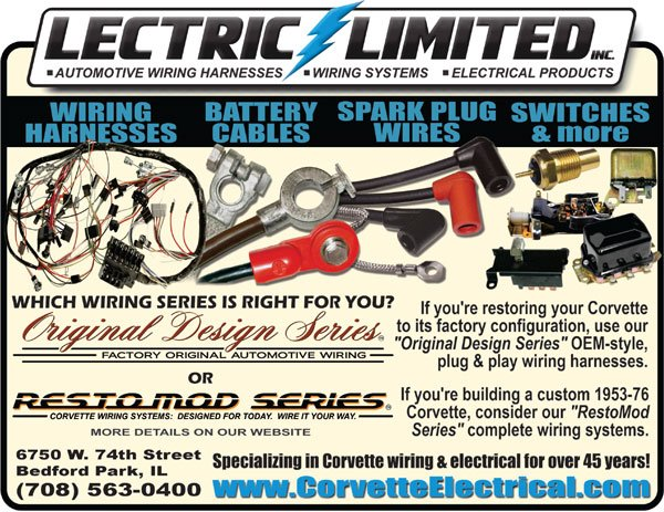 Lectric Limited 1-708-563-0400