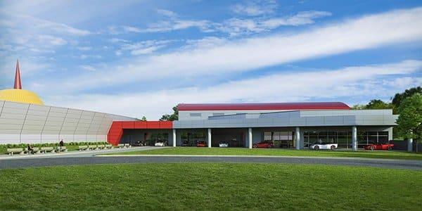 National Corvette Museum Announces Expansion Campaign