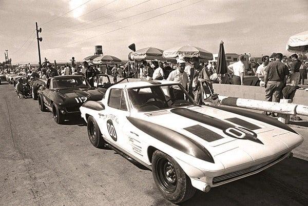 1963 Corvette Race Cars
