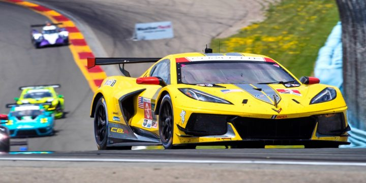 CORVETTE RACING AT THE GLEN 2021: Hard-Fought Win for Garcia, Taylor