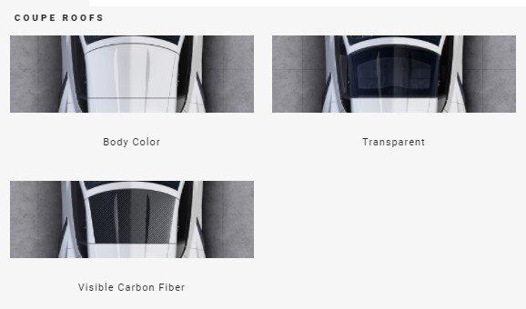 2022 Corvette Coupe Roof Colors