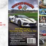 July 2021 Issue Vette Vues Magazine, Volume 49, Issue Number 12, #596