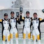 CORVETTE RACING AT DETROIT 2021: Milner, Tandy Win Battle of Corvette C8.Rs at Belle Isle